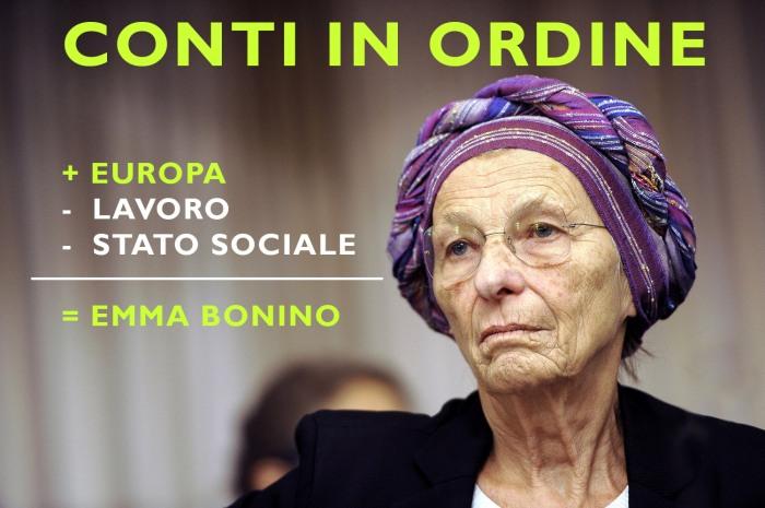 2016 EMMA BONINO